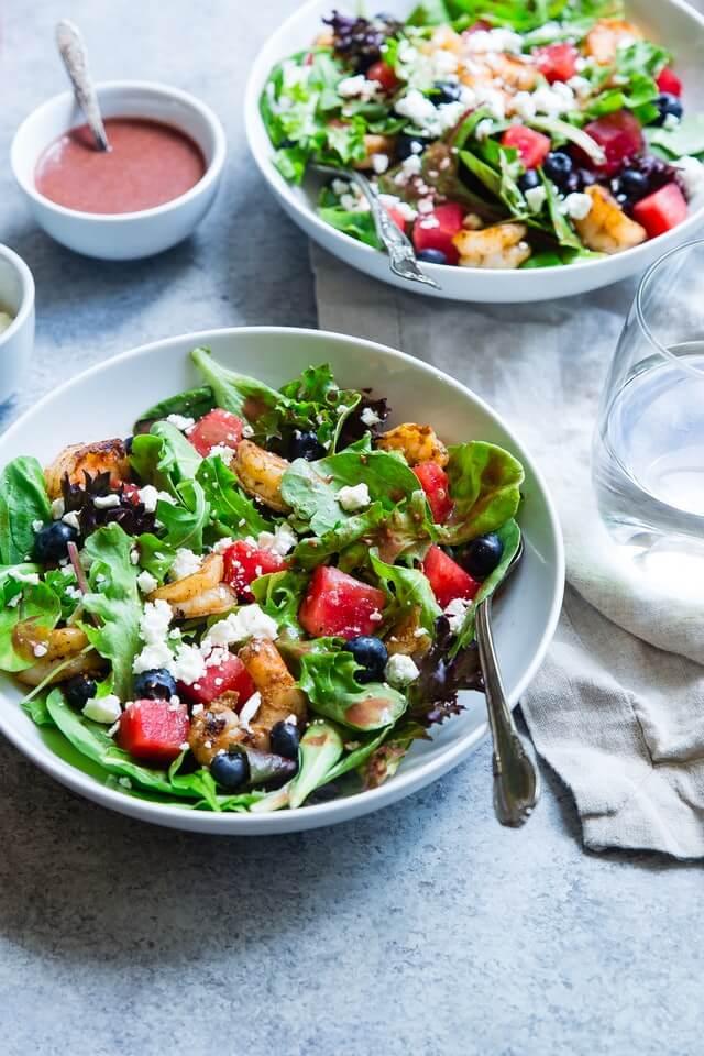 salades feta délicieux