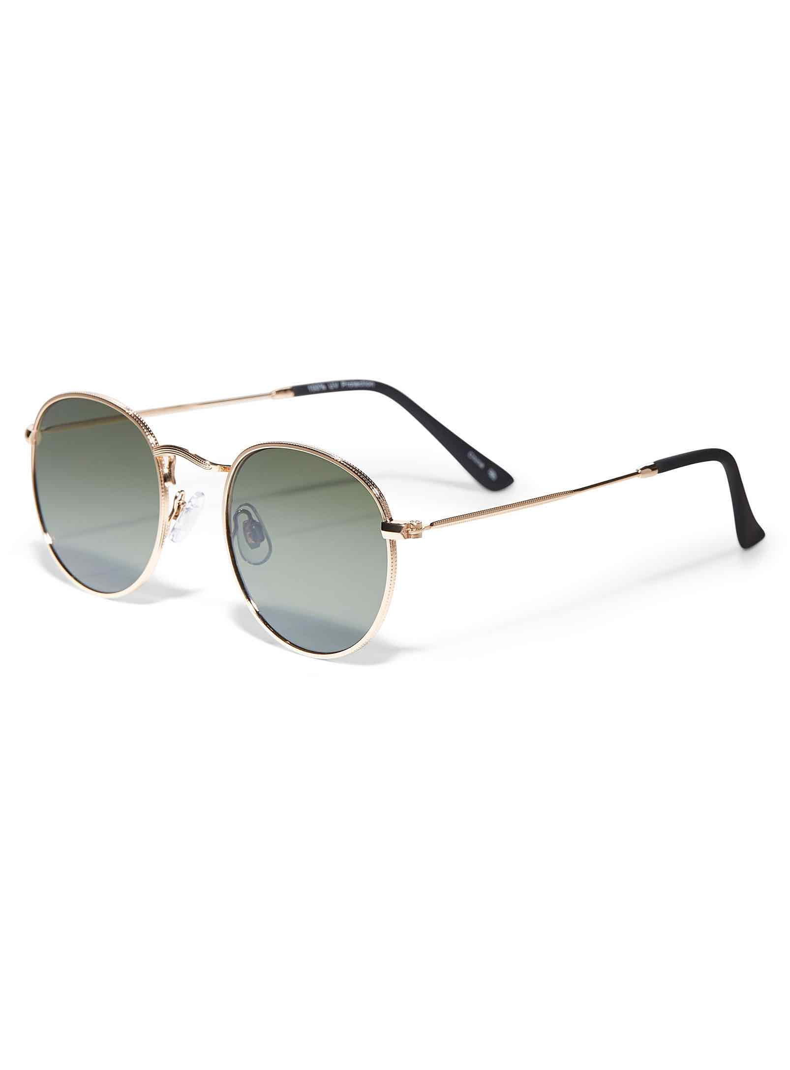 lunettes de soleil monture Simons