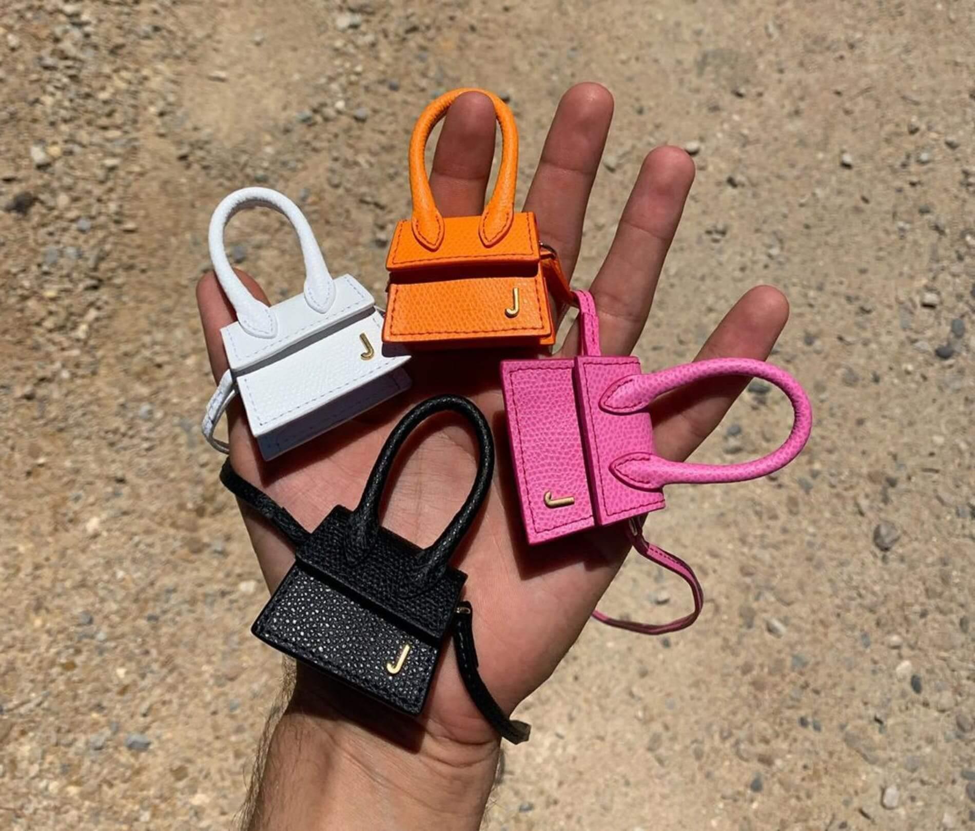 jacquemus bags couleur mini