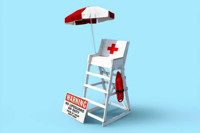 lifeguard sauveteur protection eau