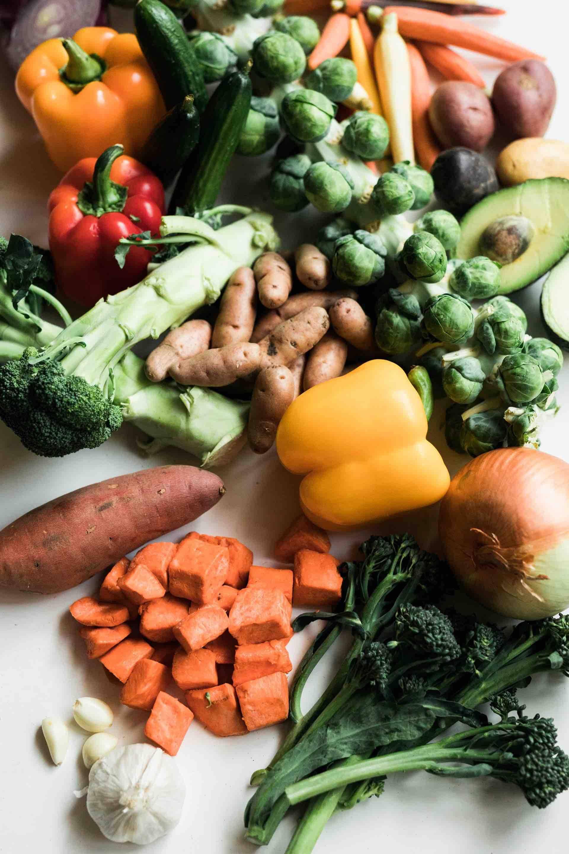 légumes recette aliments brocoli patates