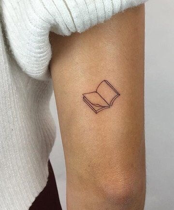 tiny tattoo livre signification