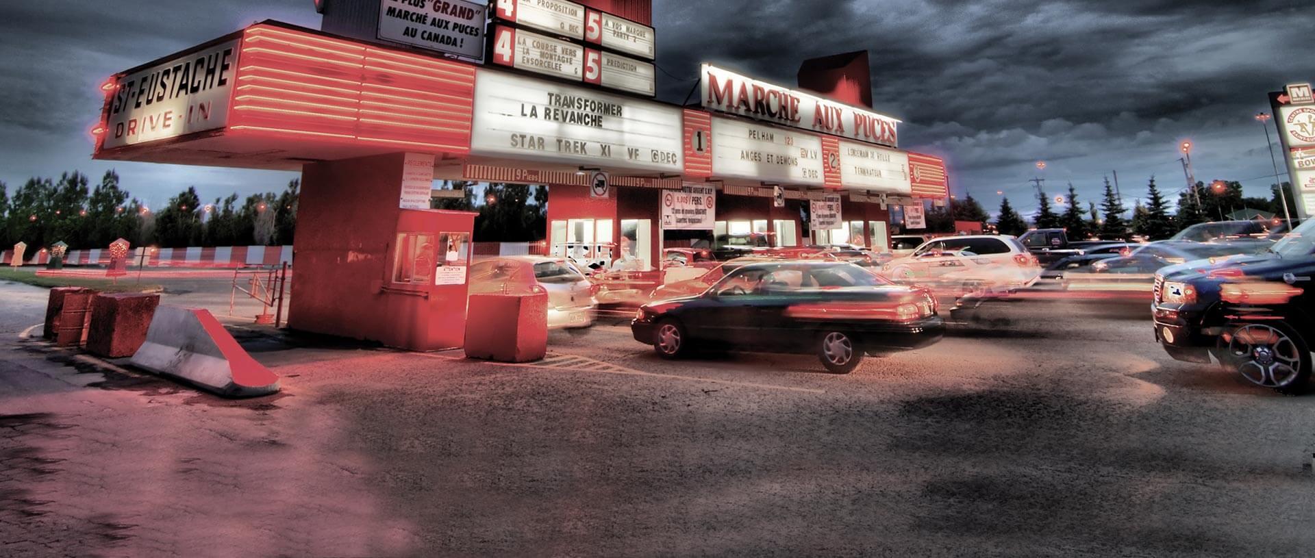 ciné-parc st-eustache films