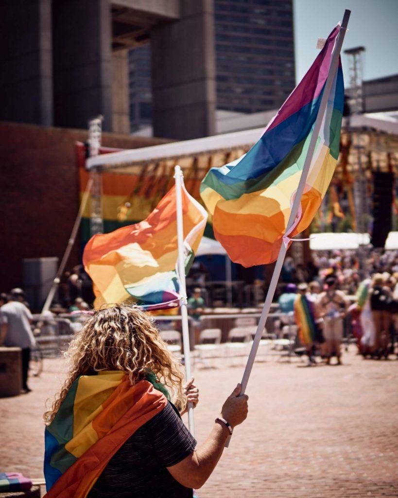 orientation sexuelle couleurs