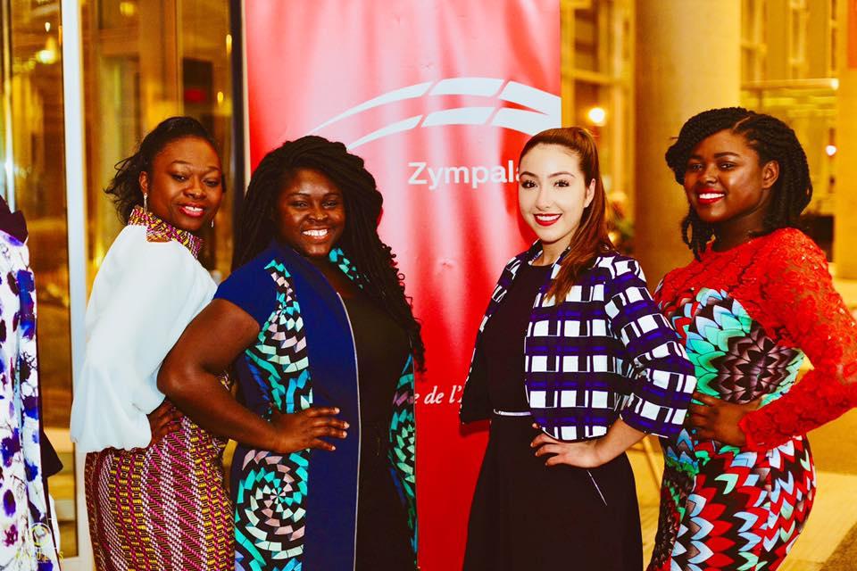 vêtements Zympala - 4 femmes