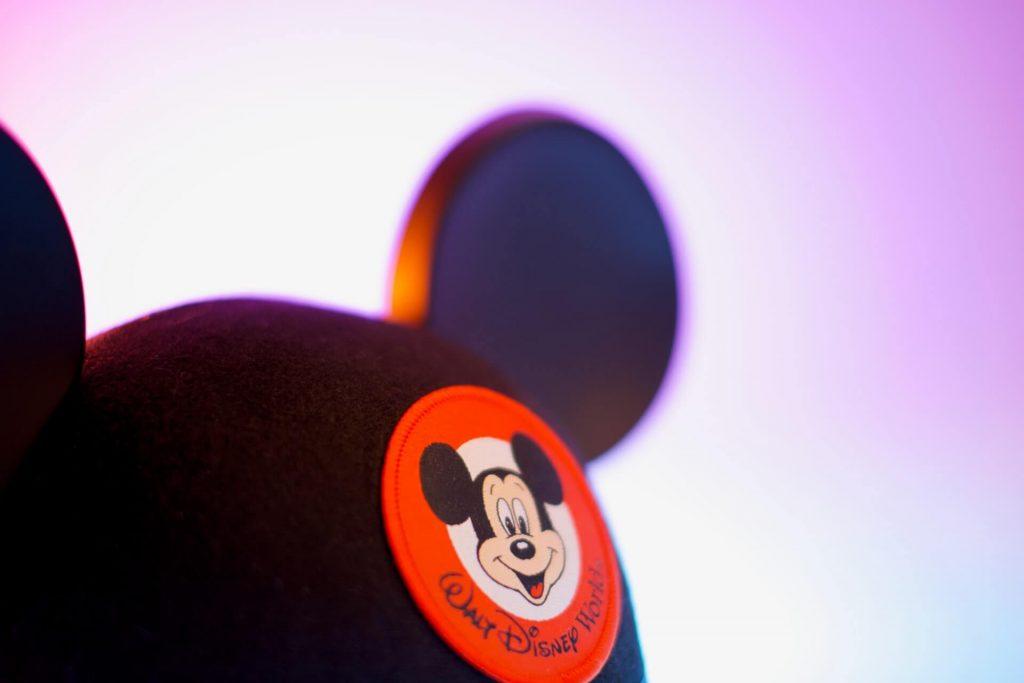 chapeau de mickey mouse