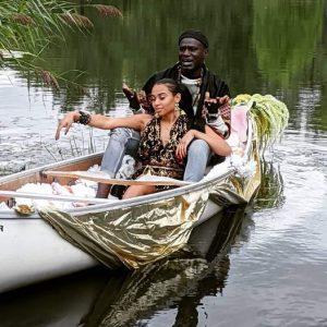 Seydina Ndiaye bateau femme