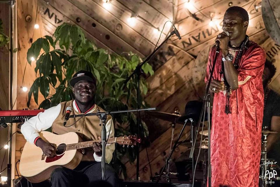 Artiste et chanteur Seydina Ndiaye