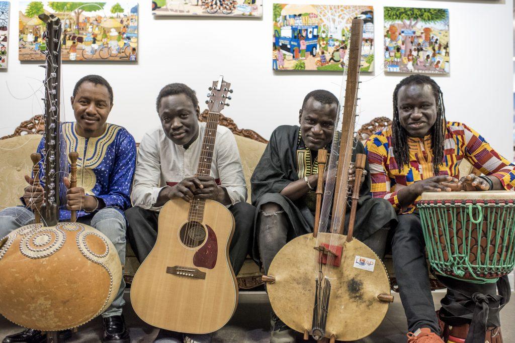 Seydina Ndiaye groupe