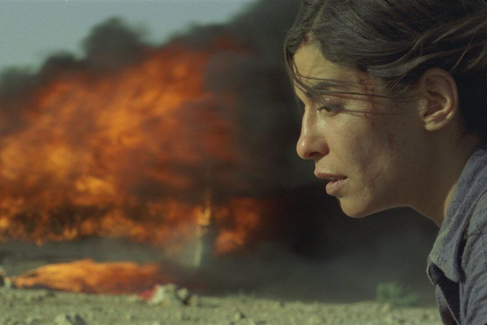 image tirée du film Incendies