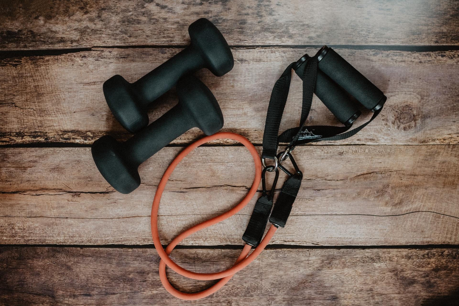sport poids corde à sauter entrainement