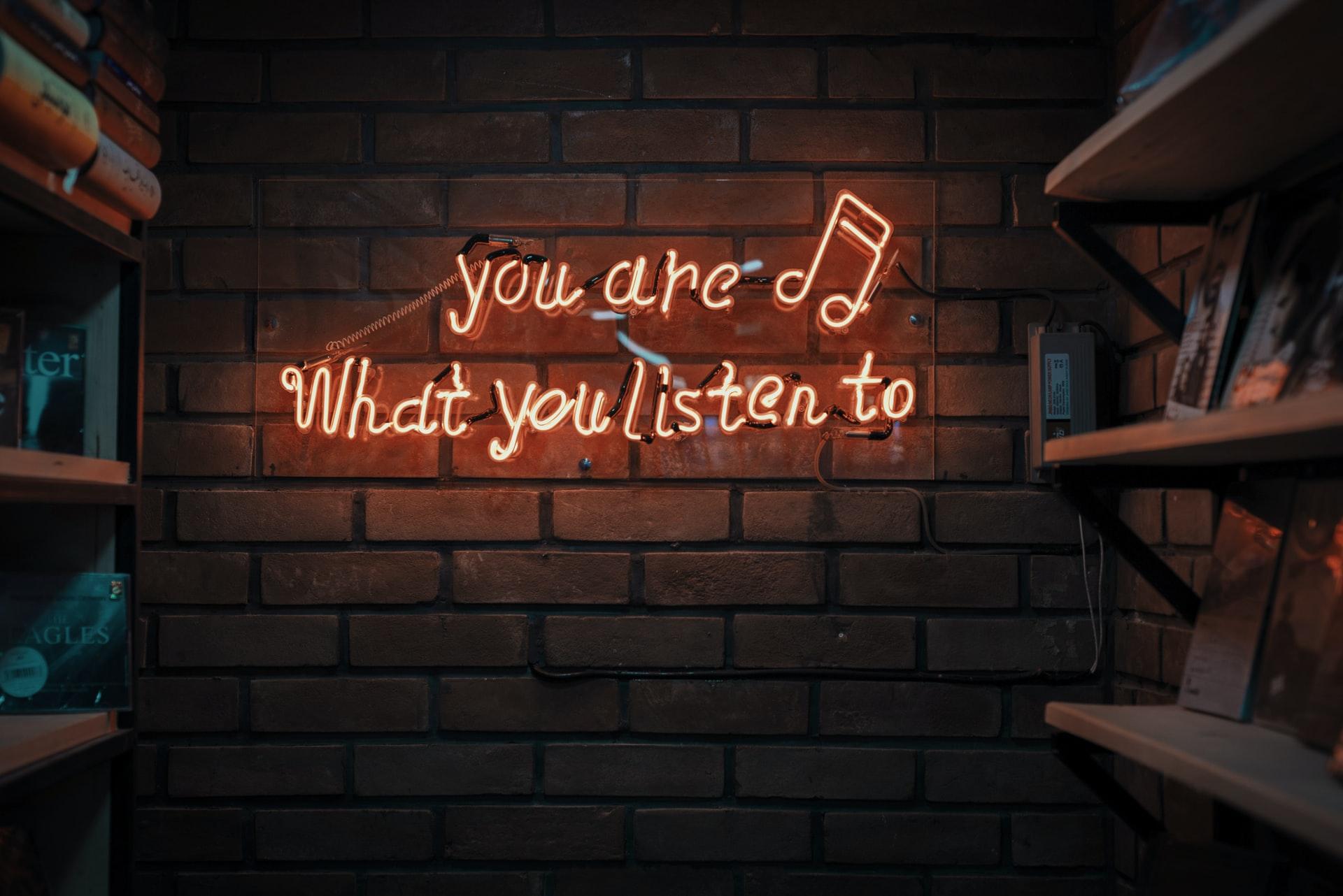 chanson musique paroles lumières