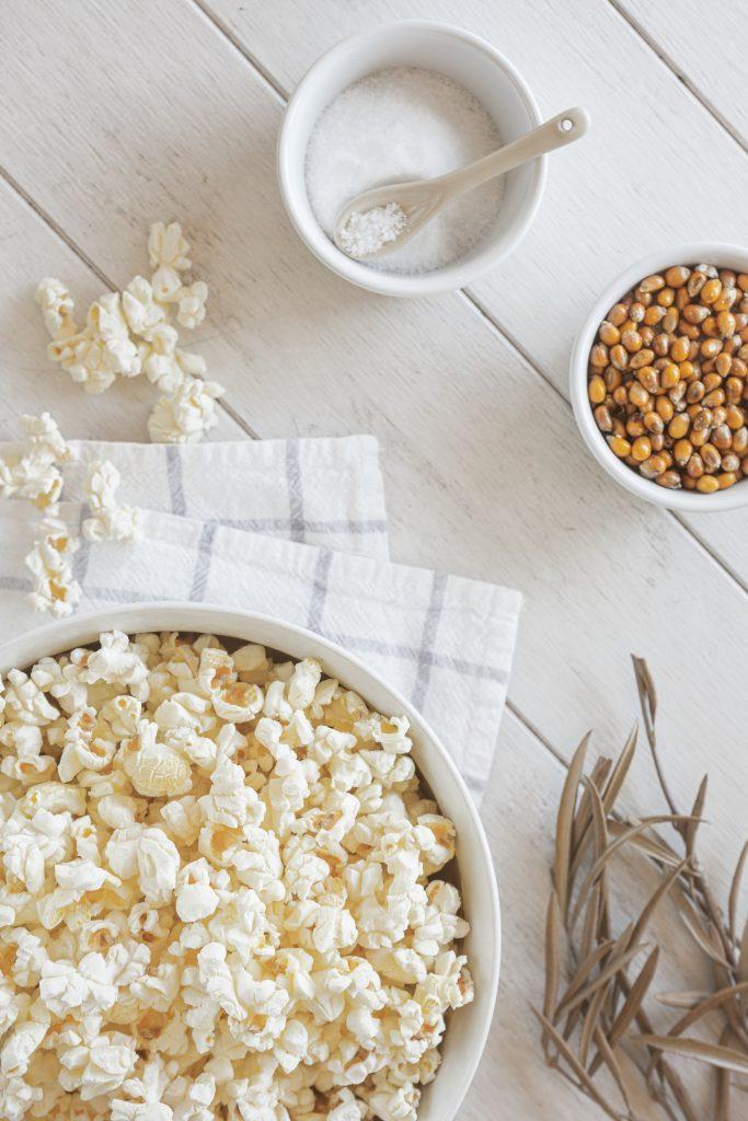 popcorn sel table