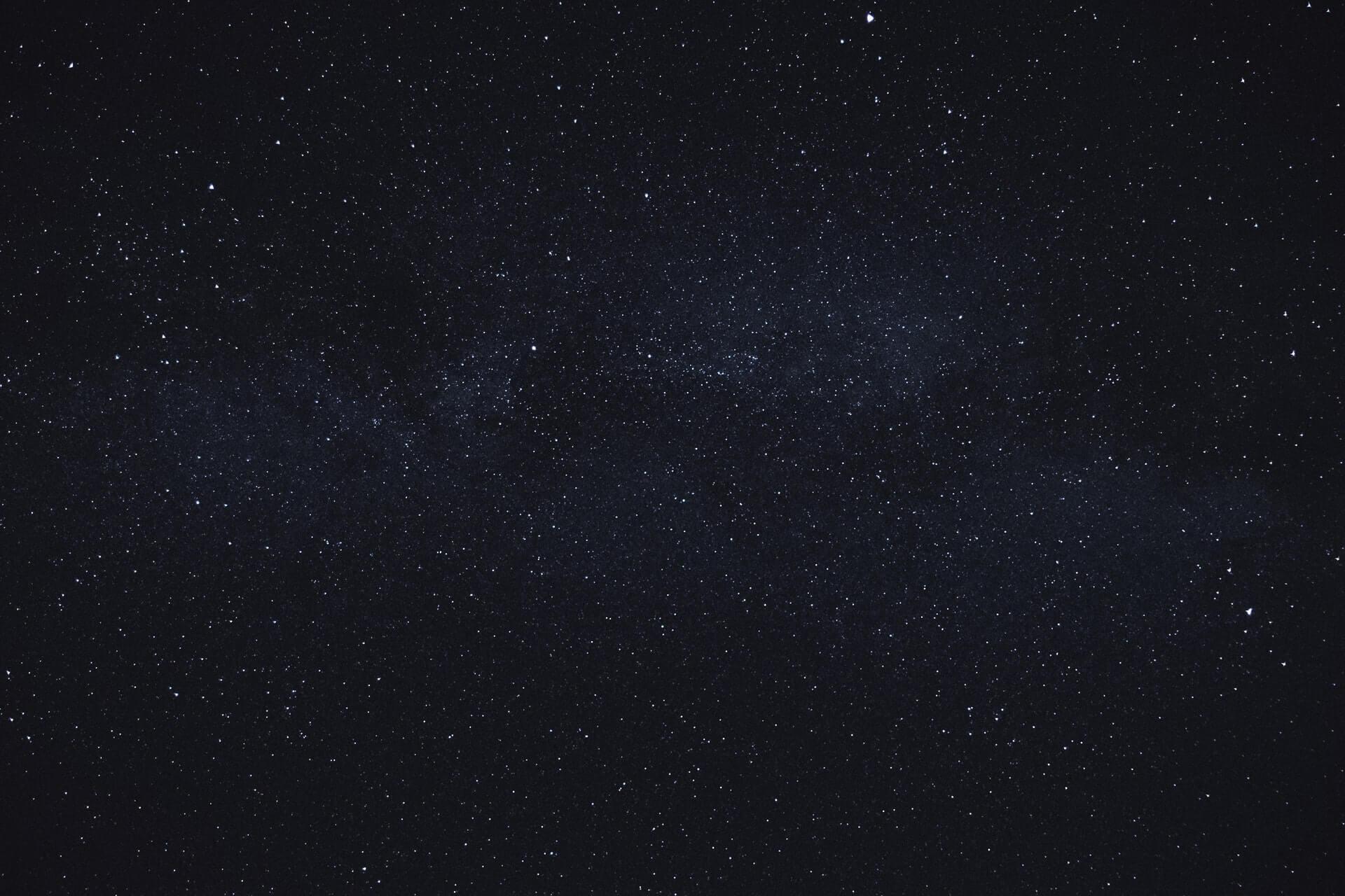 ciel étoiles espace
