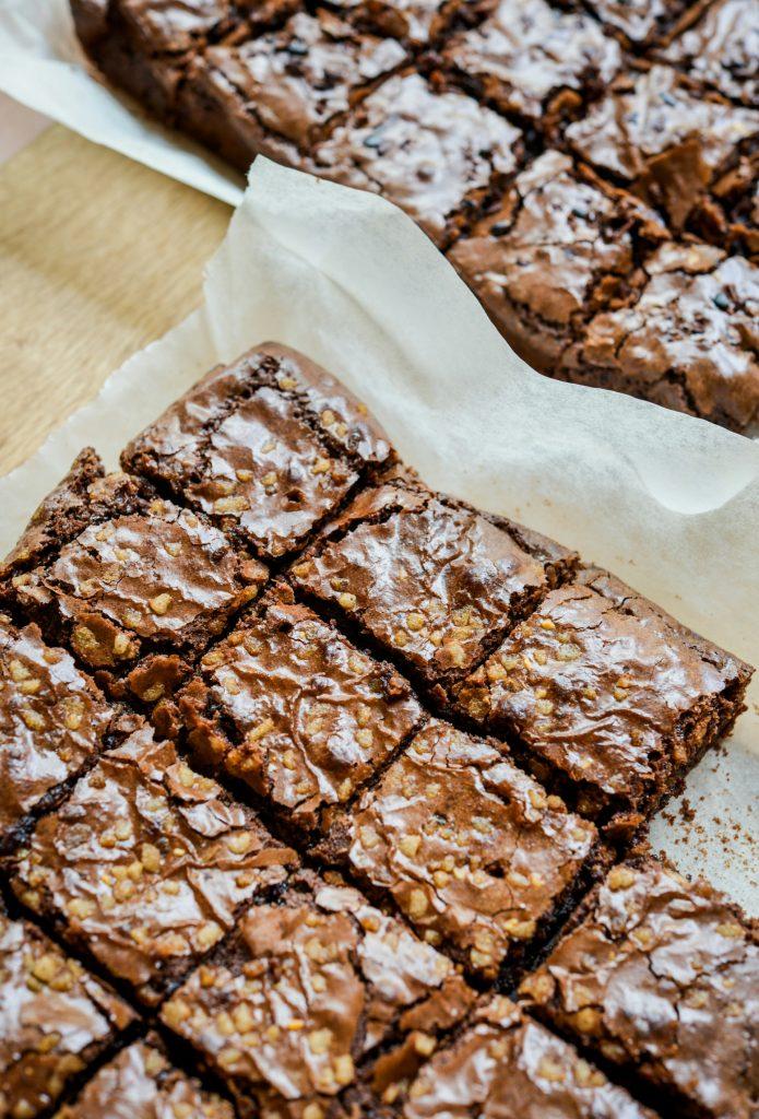 brownie chaud réconfort