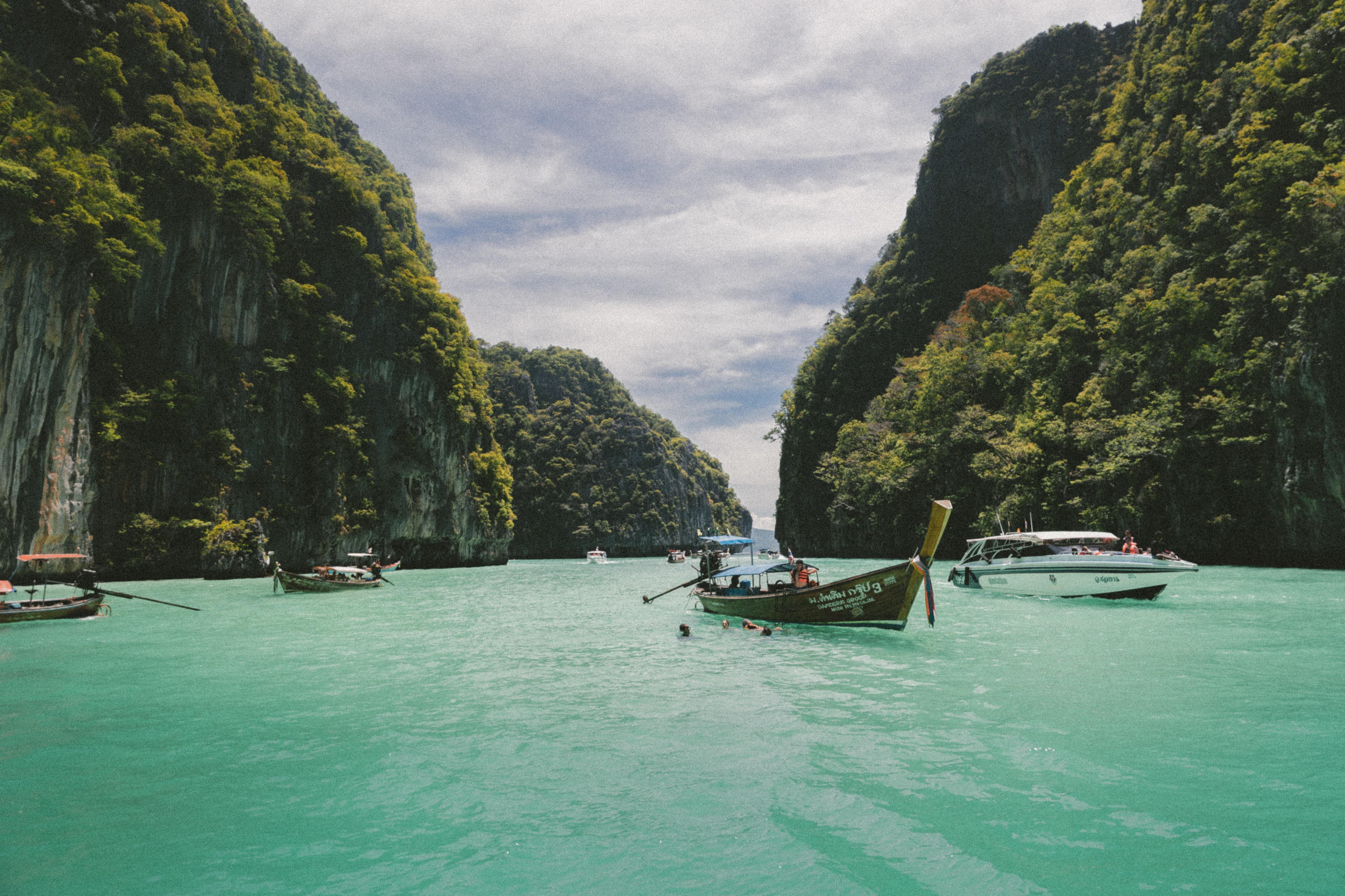 voyage Thaïlande paysage