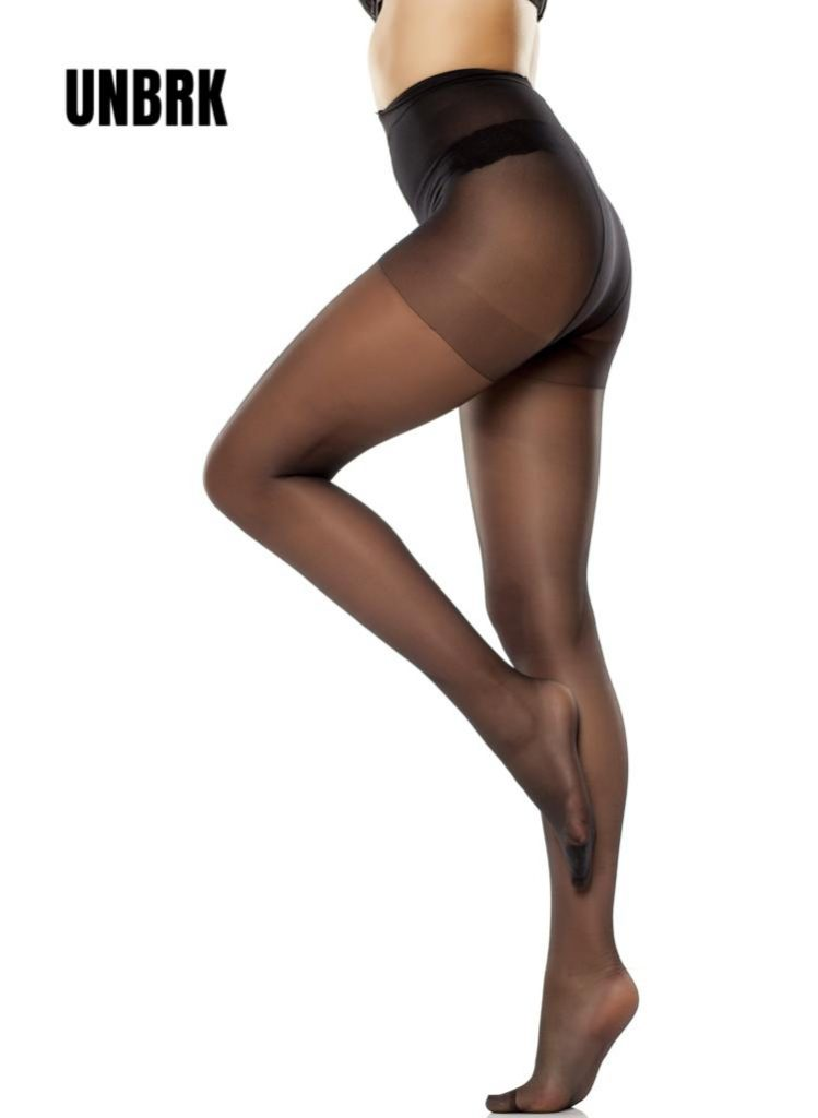 unbrk collant noir jambe