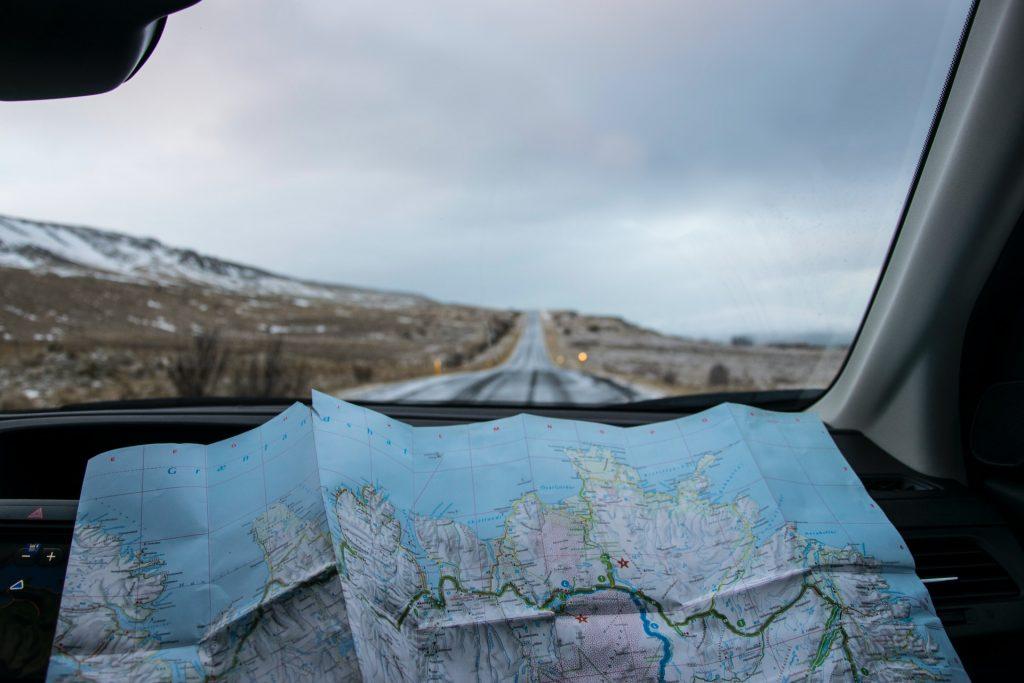 rodatrip auto map carte