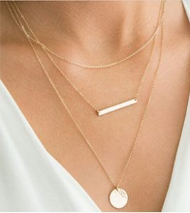 bijoux collier mémorables fête des mères