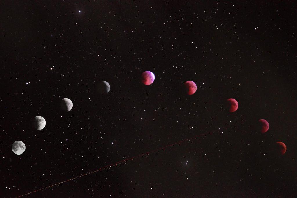 astrologie lune espace