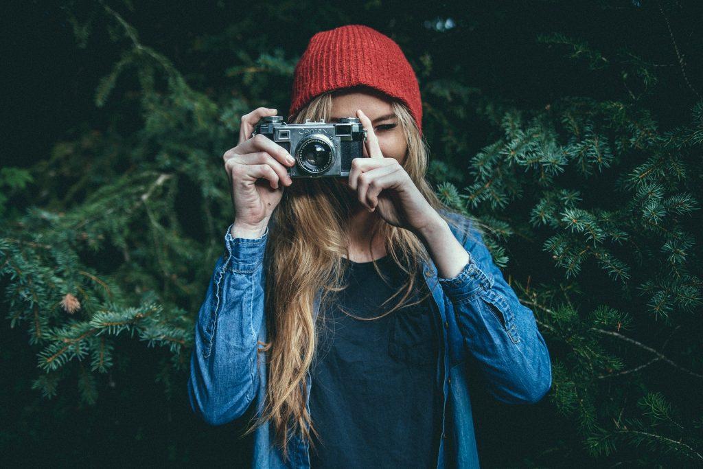 photographie, réseaux sociaux, corps