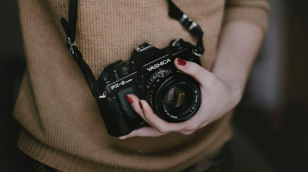photographie, corps, réseaux sociaux