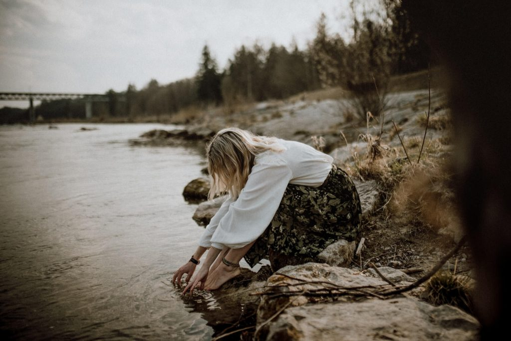 vent, triste, séparation