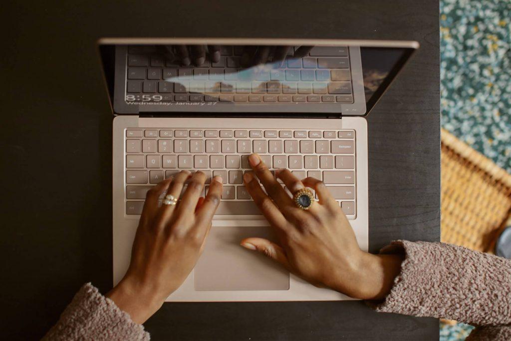manque inspiration ordinateur rédaction