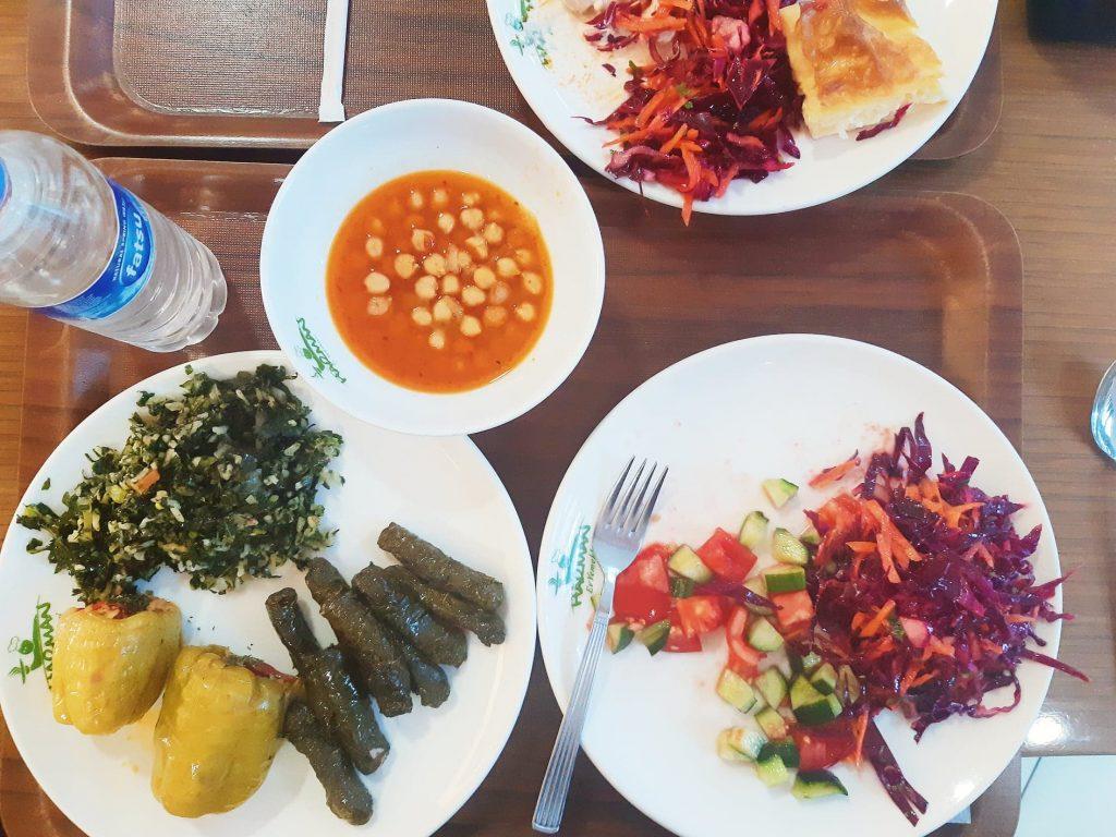 nourriture turque
