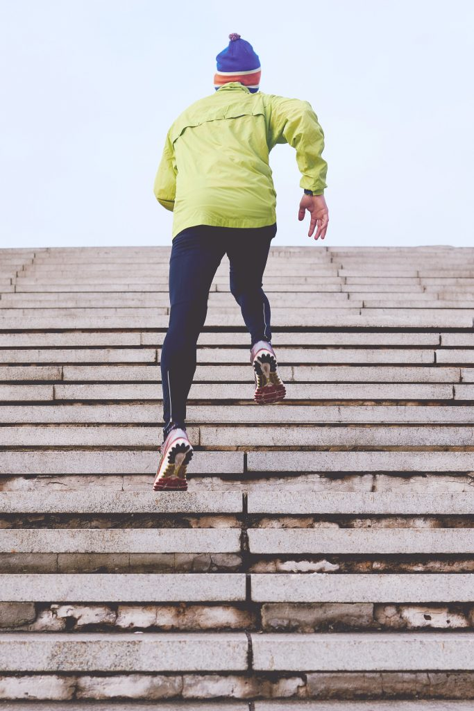 exercice courir dehors