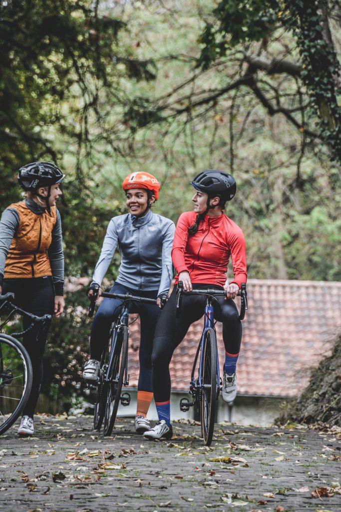 vélo entre amies