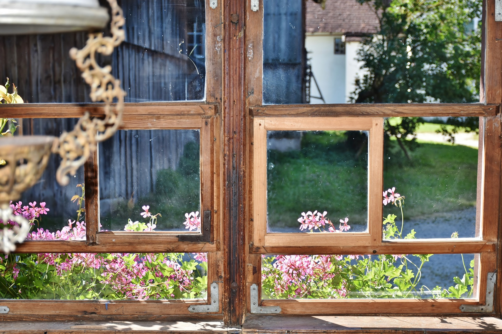 Boîte à fleurs fenêtres