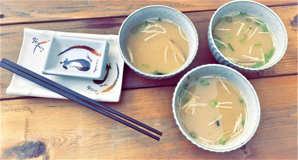 soupe Sushi Momo