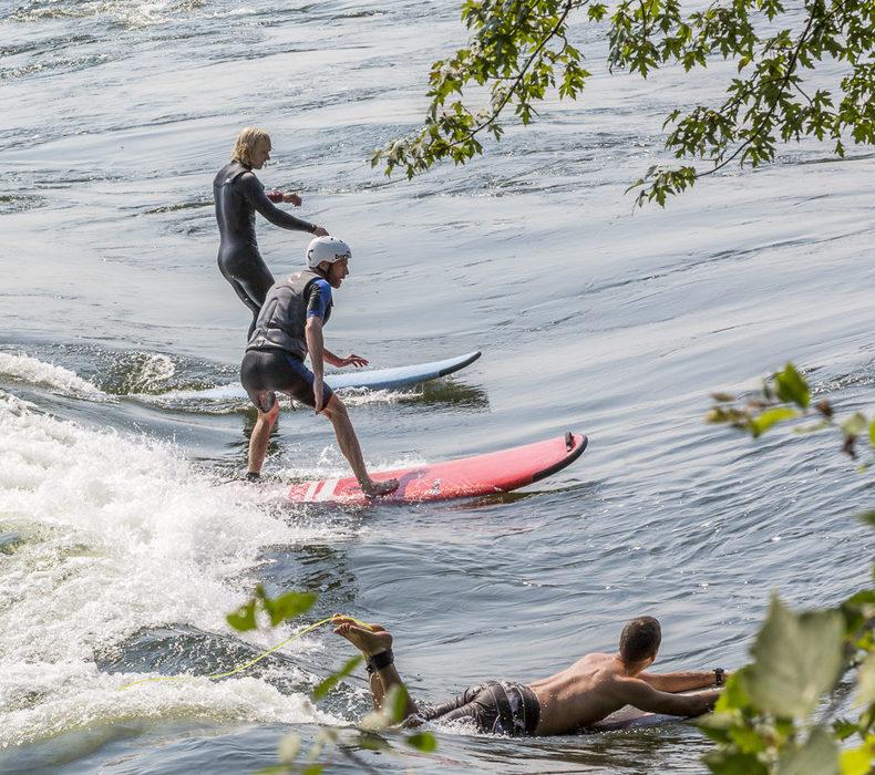 KSF surf de rivière