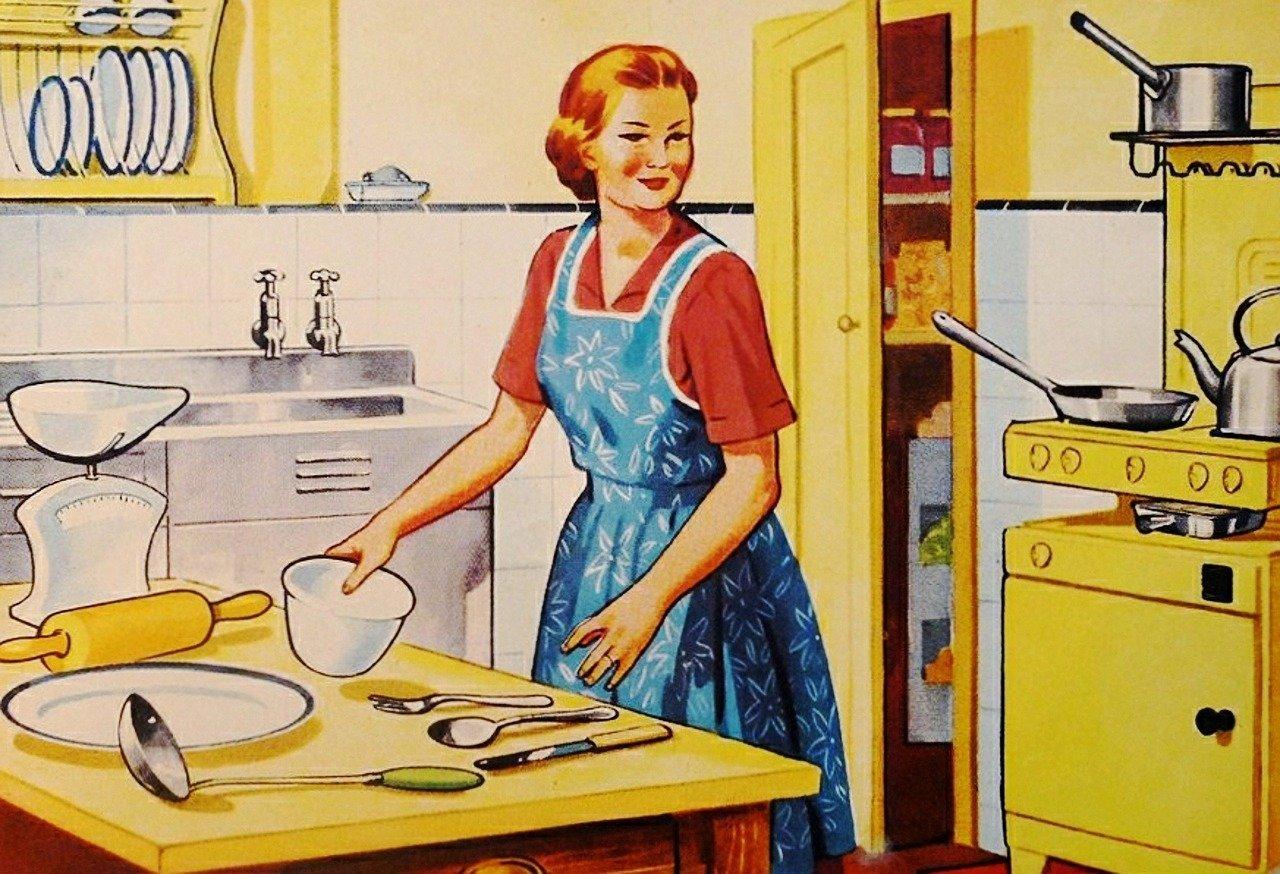 Femme au foyer, mouvement Tradwife