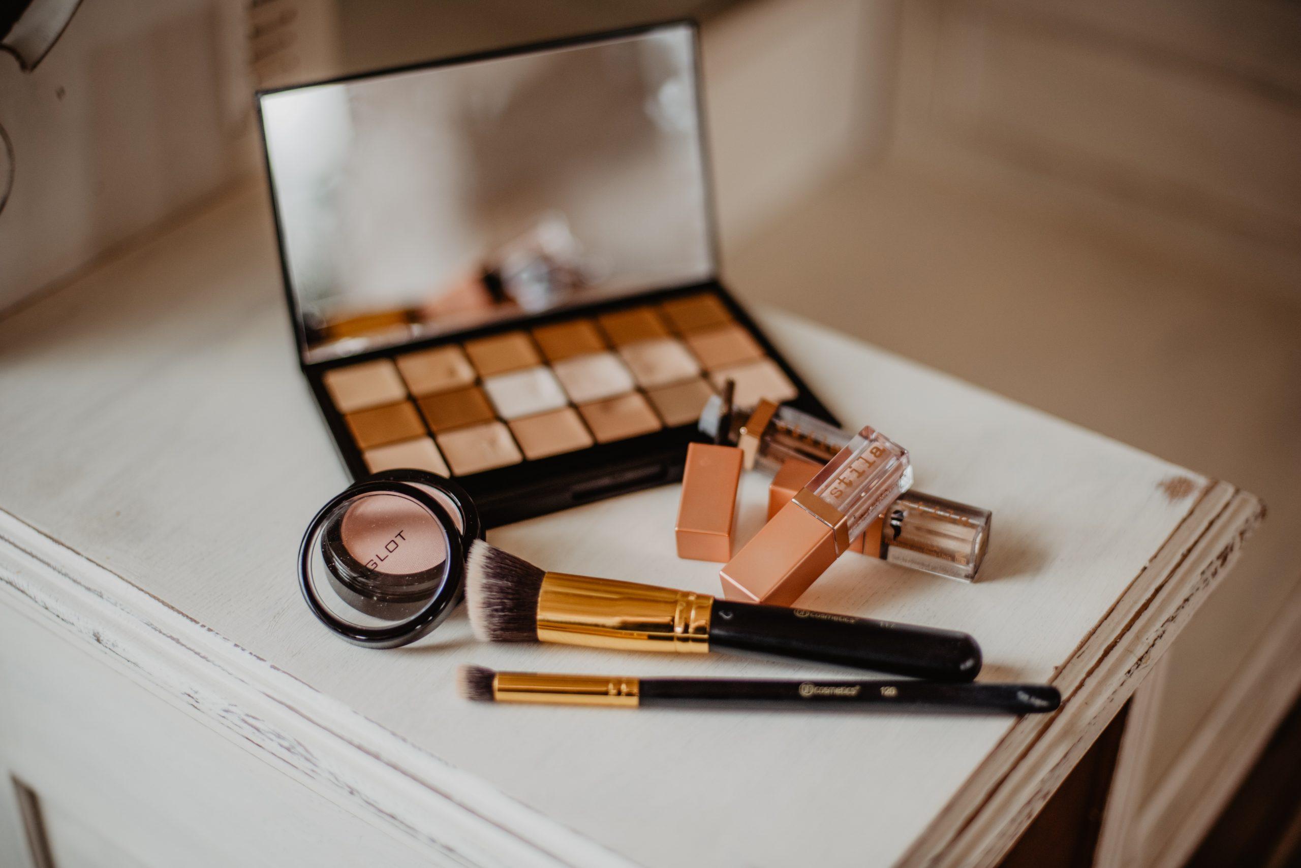 Test de produits de beauté