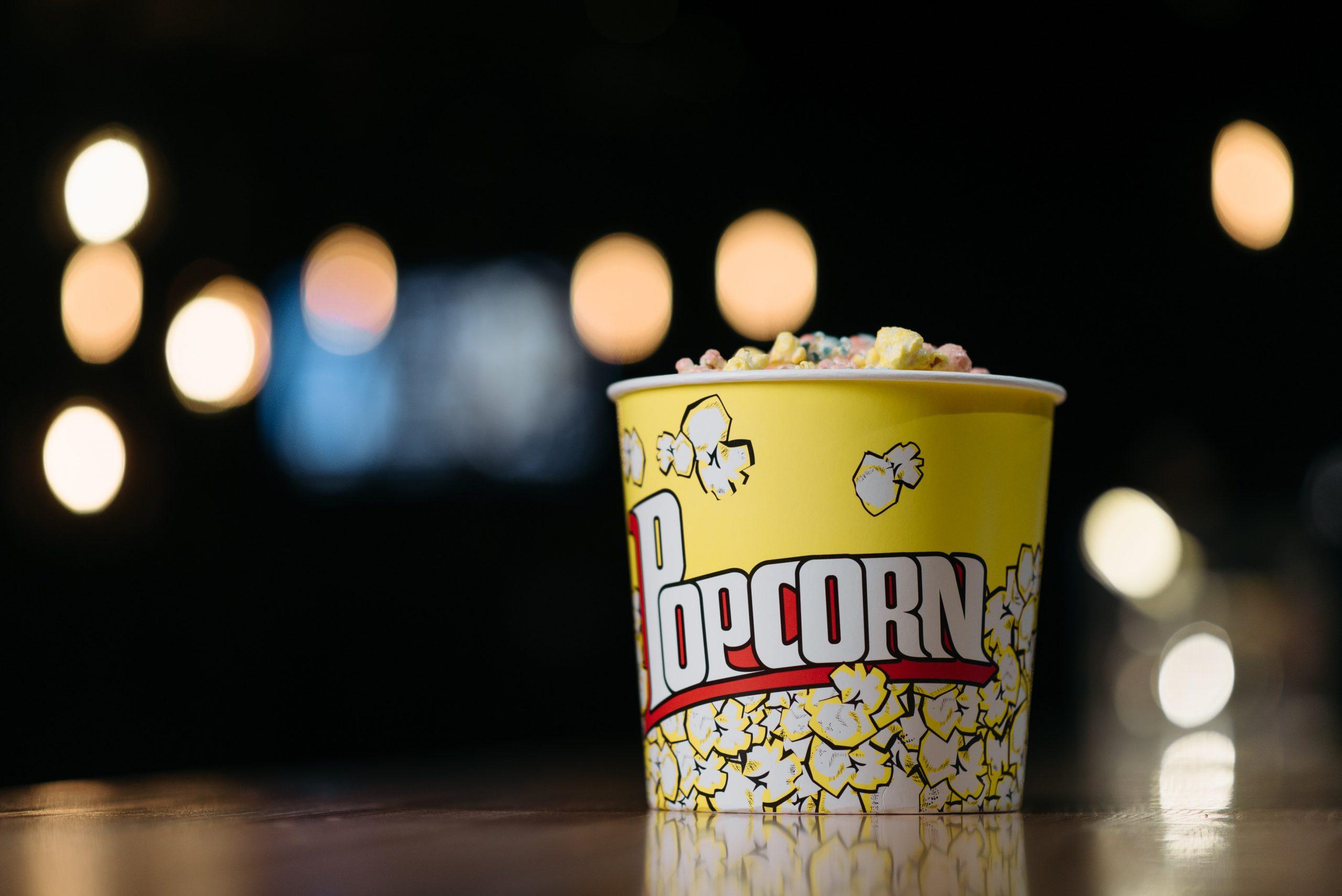 Popcorn, cinéma septembre